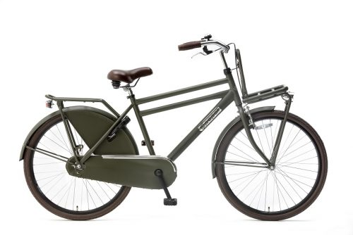 Popal Daily Dutch Basic 26 inch jongensfiets 26inch transportfiets Army Green Leger groen 2