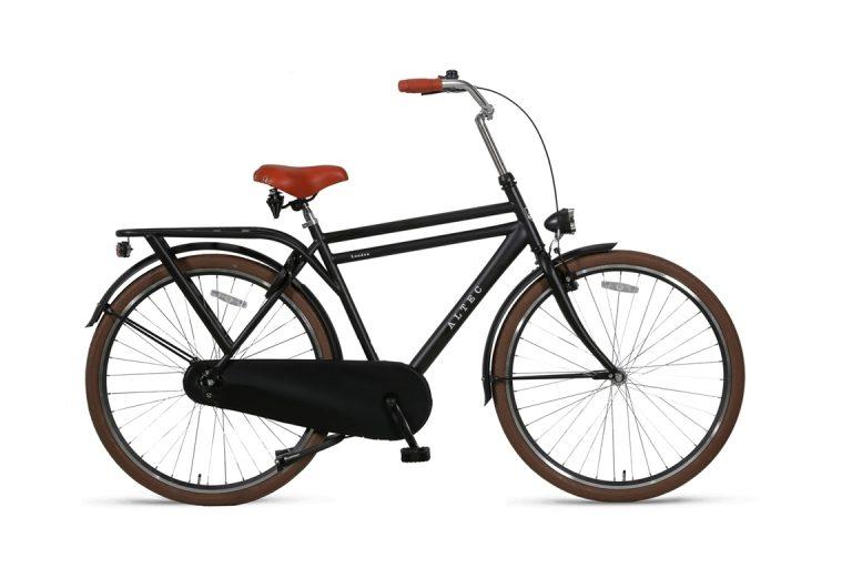 Altec-London-28-inch-Heren-de-Luxe-61cm-Zwart