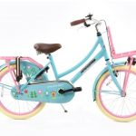 Transportfiets Popal Daily dutch 20 inch Bloom Turqoise tr20