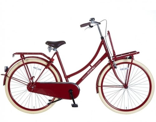 Popal Urban Carry 28 inch Rood