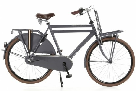 Transportfiets Popal Daily Dutch 3-Speed Herenfiets nexus 28 inch Navy Grijs