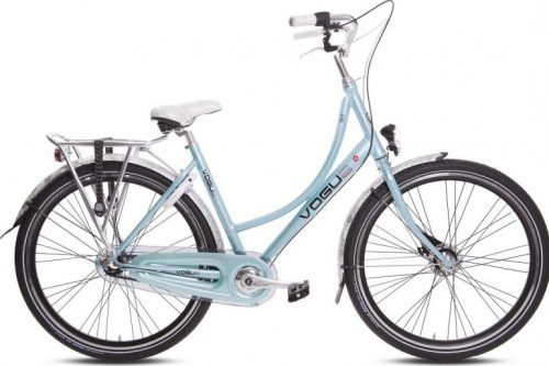 vogue daisy damesfiets wit