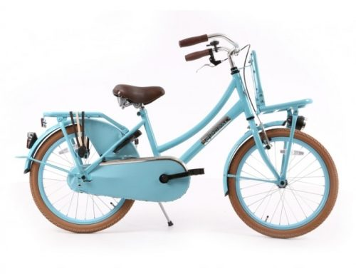 Transportfiets Popal Daily dutch 20 inch Blauw tr20