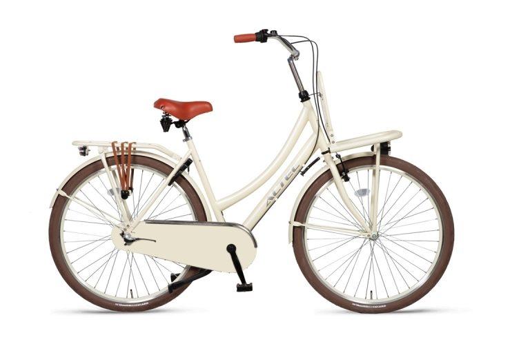 Altec-Dutch-Damesfiets-28inch-Transportfiets-N3-53cm-Creme