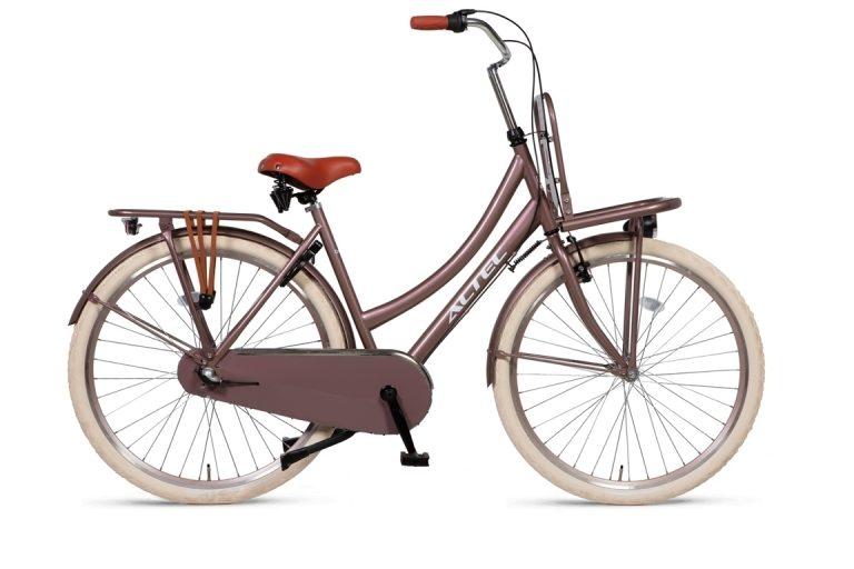 Altec-Dutch-Damesfiets-28inch-Transportfiets-N3-53cm-Rosy-Brown