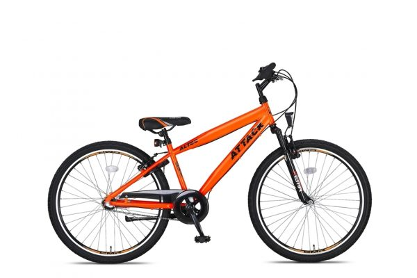 Altec-Attack-26inch-Jongensfiets-N3-2021-Neon-Orange-Nieuw