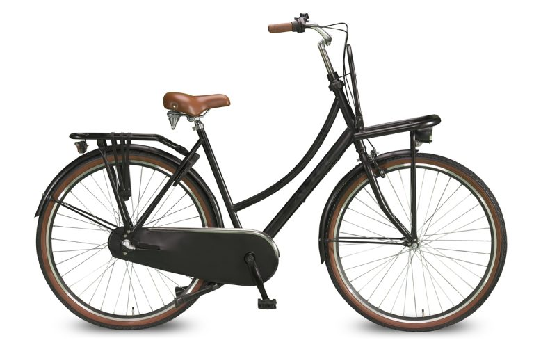 Altec-Dutch-28-inch-Limited-Edition-Transportfiets-Mat-Zwart-55-cm-2018