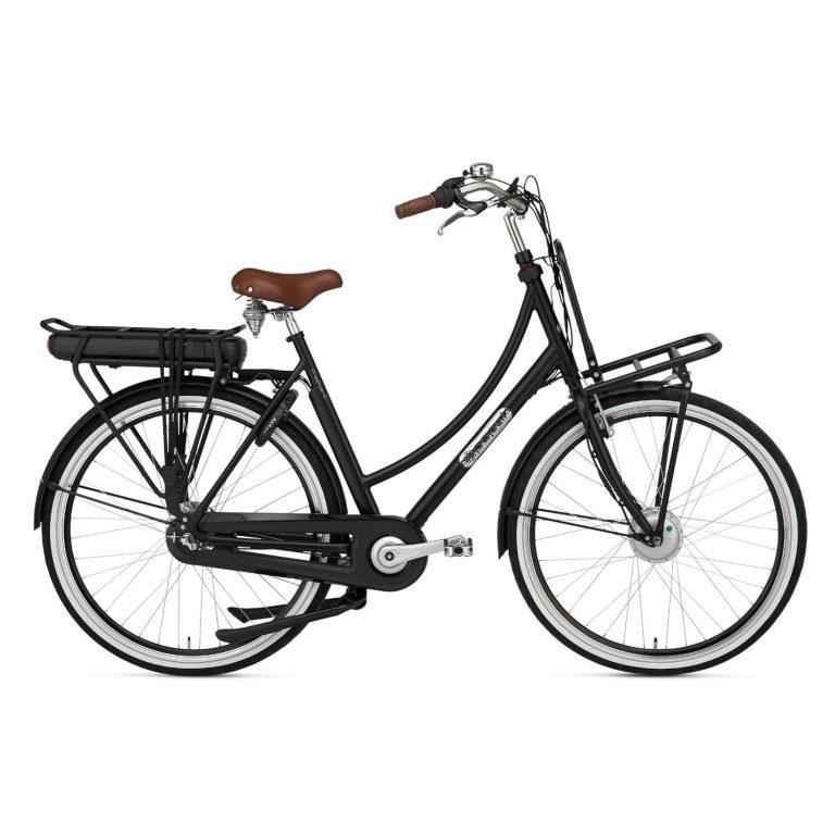 Popal Prestige E-transportfiets E-bike 28 inch N7 zwart