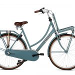 Popal Daily Dutch Basic plus 28 inch dames Transportfiets Cave Green