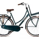 Popal Daily Dutch Basic plus 28 inch dames Transportfiets Forrest Green