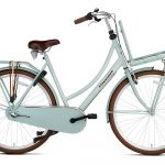Popal Daily Dutch Basic plus 28 inch dames Transportfiets Havana Green