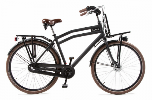 Avalon Cargo N3 Rollerbrakes Transportfiets 28 inch Herenfiets