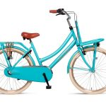 Altec-Dutch-meisjesfiets-24inch-Transportfiets-N3-Ocean-Green