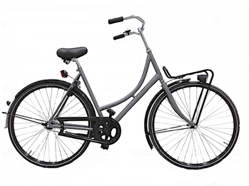 Avalon Flow Rental Transportfiets 57cm Antraciet
