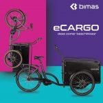 Bimas Ecargo 3.3 Bakfiets Elektrisch