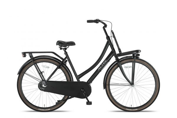 Altec-Nostalgia-53cm-Transportfiets-N3-Zwart