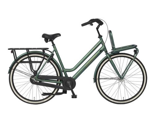 Bsp metropolis Family Transportfiets 28 inch RN3 Honing groen